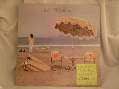 "NEIL-YOUNG-""On-the-Beach""-US-original"