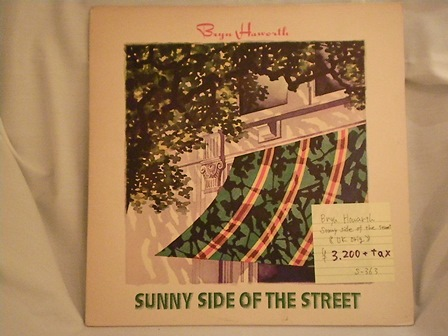"Bryn-Haworth-""Sunny-Side-of-the-Street""-UK-original"