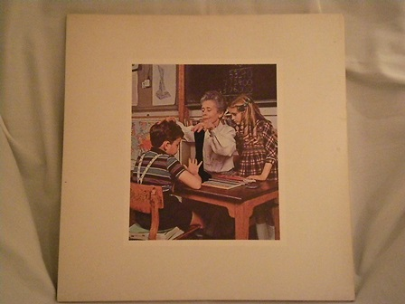 "Led-Zeppelin-""PRESENCE""-UK-original"