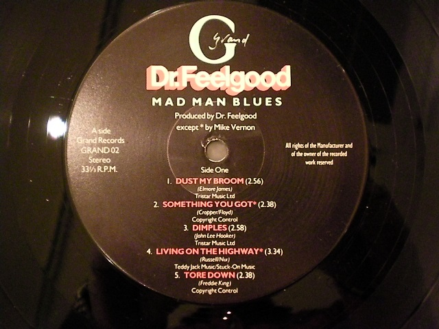 Dr.Feelgood/MAD-MAN-BLUES