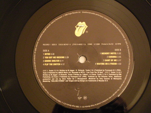 "The-Rolling-Stones-""No-Security""-UK-original"