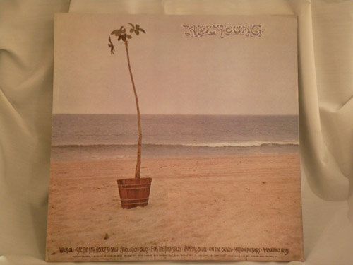 """NEIL-YOUNG-""""On-the-Beach""""-US-original"""