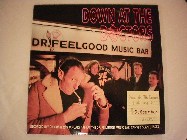 "Dr.Feelgood-""DOWN-AT-THE-DOCTORS""-UK-orig"